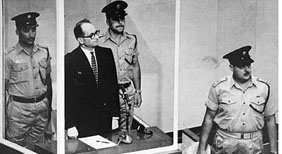1960 – The Capture of Nazi War Criminal Adolf Eichmann