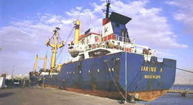 January 2-3, 2002 – Karine A – The Interception of a Lethal Cargo Ship