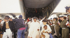 1984, 1991 – Operations Moses / Solomon – the Rescue of Ethiopian Jewry
